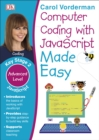 Image for Computer coding with Javascript made easy