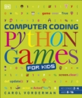 Image for Computer coding Python games for kids