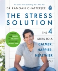 Image for The stress solution  : the 4 steps to reset your body, mind, relationships & purpose
