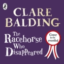 Image for The racehorse who disappeared