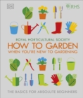 Image for How to garden when you're new to gardening