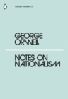 Image for Notes on nationalism