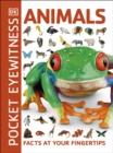 Image for Pocket eyewitness animals