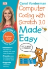 Image for Computer coding with Scratch 3.0 made easy