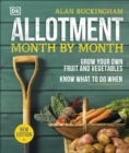 Image for Allotment month by month