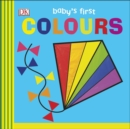Image for Baby's first colours.