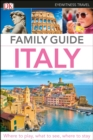 Image for Family guide Italy.