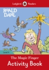 Image for Roald Dahl: The Magic Finger Activity Book - Ladybird Readers Level 4
