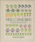 Image for Veg in one bed  : how to grow an abundance of food in one raised bed, month by month