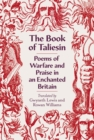 Image for The book of Taliesin  : poems of warfare and praise in an enchanted Britain