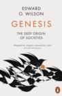 Image for Genesis: on the deep origin of societies