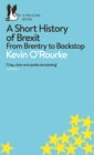 Image for A short history of Brexit  : from Brentry to Backstop