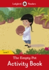 Image for The Empty Pot Activity Book - Ladybird Readers Level 1