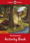 Image for Pocahontas Activity Book - Ladybird Readers Level 2
