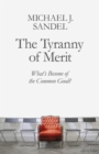 Image for The tyranny of merit  : what's become of the common good?