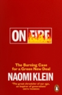 Image for On Fire: The Burning Case for a Green New Deal