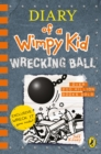 Image for Diary of a Wimpy Kid: Wrecking Ball (Book 14)