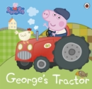 Image for George's tractor