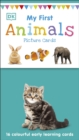 Image for My First Animals : 16 colourful early learning cards