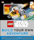 Image for LEGO (R) Star Wars Build Your Own Adventure : With Rebel Pilot Minifigure and Exclusive Y-Wing Starfighter