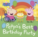 Image for Peppa's best birthday party