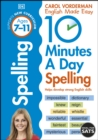 Image for 10 Minutes a Day Spelling Ages 7-11 Key Stage 2