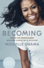Image for Becoming  : adapted for younger readers