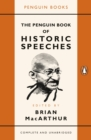 Image for The Penguin book of historic speeches
