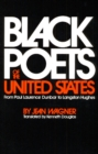 Image for Black Poets of the United States : From Paul Laurence Dunbar to Langston Hughes