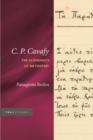 Image for C.P. Cavafy  : the economics of metonymy