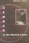 Image for Gender and the Musical Canon
