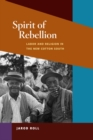 Image for Spirit of rebellion  : labor and religion in the New Cotton South