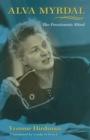 Image for Alva Myrdal, the passionate mind