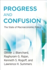 Image for Progress and confusion  : the state of macroeconomic policy