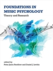 Image for Foundations in Music Psychology : Theory and Research