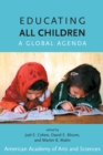 Image for Educating all children: a global agenda