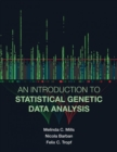 Image for An introduction to statistical genetic data analysis