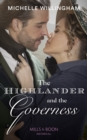 Image for The highlander and the governess