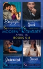 Image for Modern romance April 2016Books 5-8 : Books 5-8