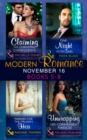 Image for Modern Romance November 2016 Books 5-8