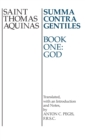 Image for Summa Contra Gentiles : Book One: God