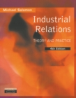 Image for Industrial relations  : theory and practice