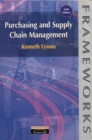 Image for Purchasing and supply chain management