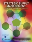 Image for Strategic supply management  : principles, theories and practice