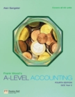 Image for Frank Wood's A-level accounting  : GCE year 2