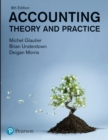 Image for Accounting  : theory and practice