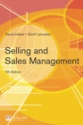 Image for Selling and sales management