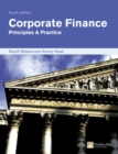 Image for Corporate finance  : principles & practice