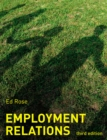 Image for Employment relations