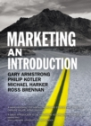 Image for Marketing  : an introduction